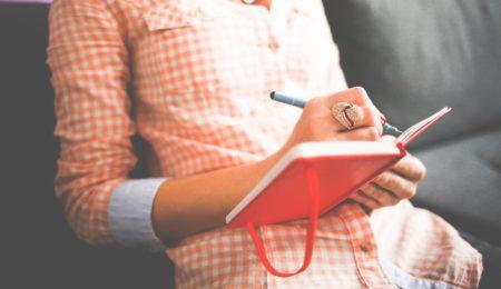 Escrever diário