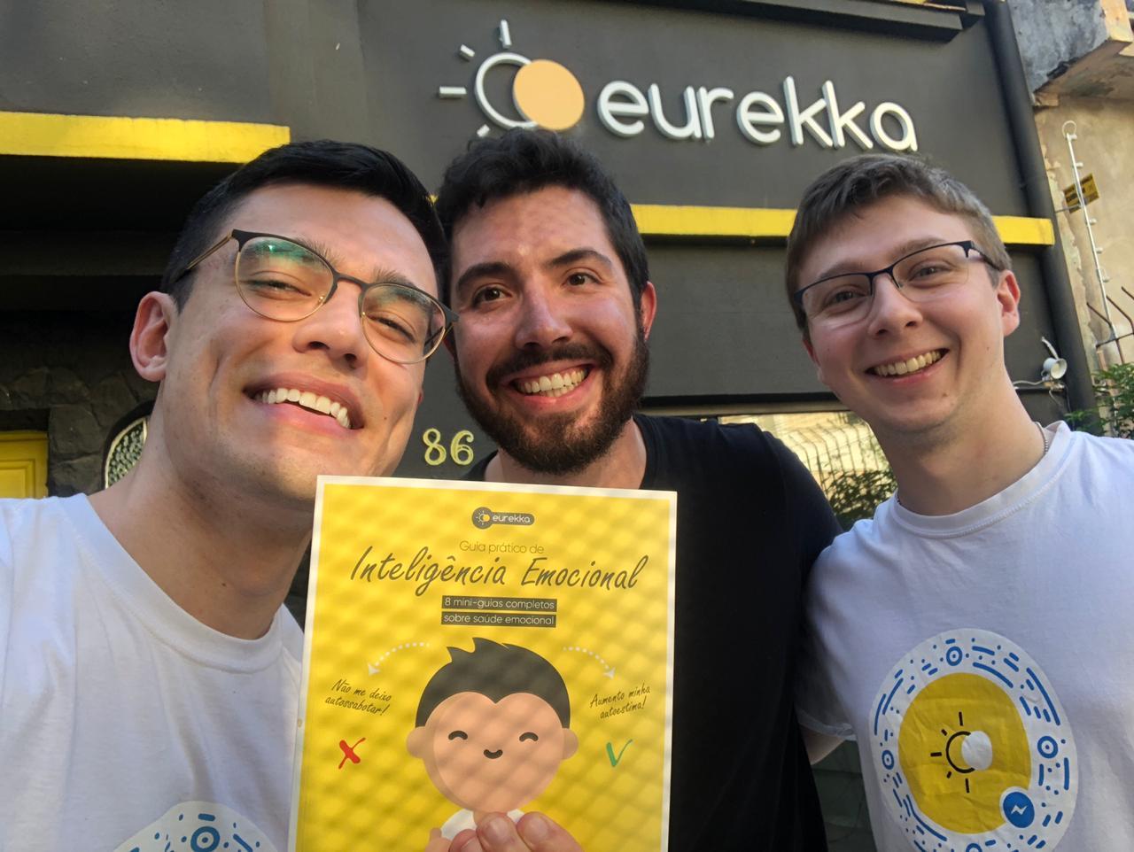 fundadores da psicoterapia da Eurekka