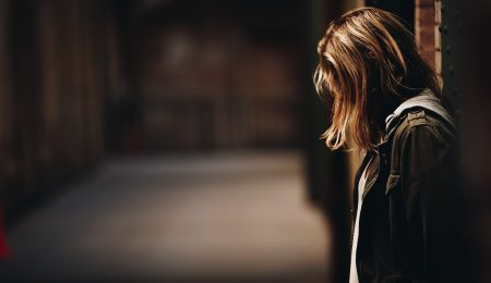 mulher triste, depressão, fluoxetina