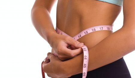 Medindo cintura, remédios para emagrecer