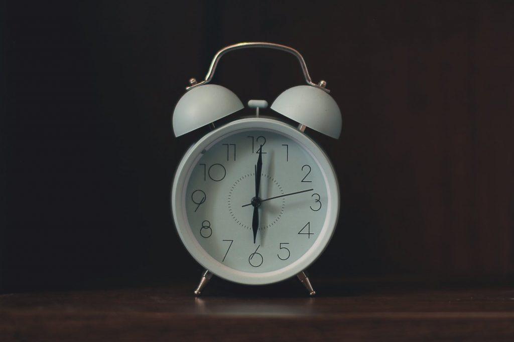 despertador alarme relógio para acordar