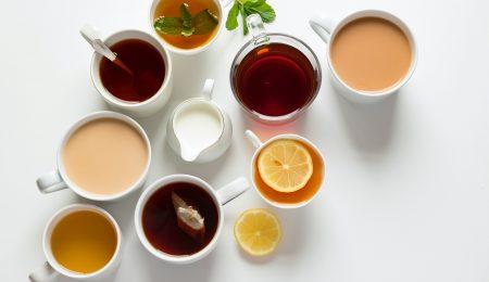 Chás com efeitos de remédios para emagrecer