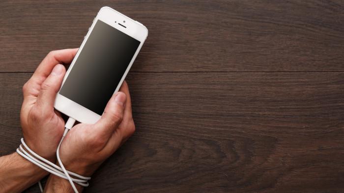 nomofobia celular