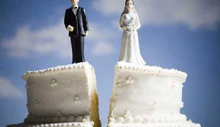divórcio bolo
