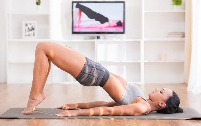 Exercícios em casa: levante do sofá de uma vez por todas!
