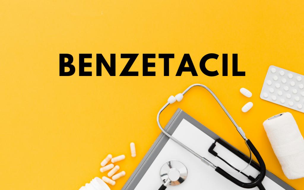 benzetacil capa